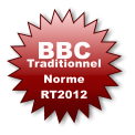 BBC Traditionnel Norme RT2012